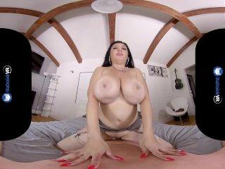 BaDoinkVRcom Top Class Sex With Big Titted MILF Escort Lady Jaylene Rio