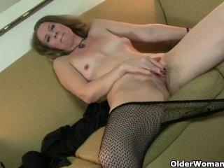 An older woman means fun part 48