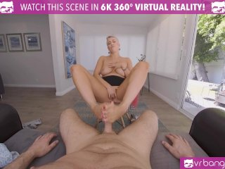 VRBangers Sexual Therapist Get Fucked Hard By Her patient Big Cock