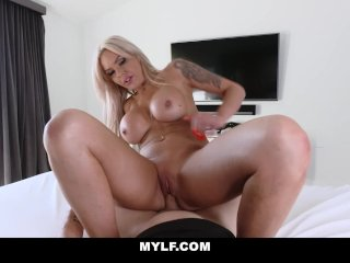 MYLF – Stepmom Bangs Skater Stepson