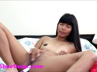 HD Heather Deep solo anal Squirt