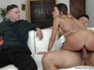 Swinging Wife Cowgirl Sex