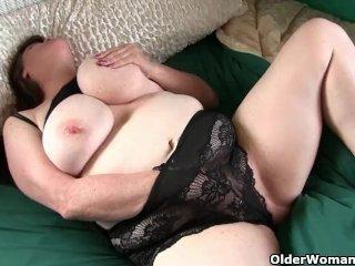 An older woman means fun part 94