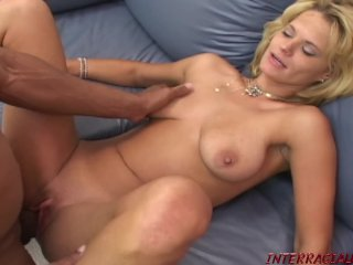 Horny MILF Picked Up and Fucked by a BBC