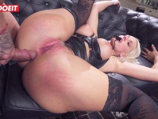 LETSDOEIT – Busty Hottie Blanche Bradburry Gets Hardcore Ass Fucked