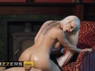 First class euro slut Blanche Bradburry gets her asshole – Brazzers