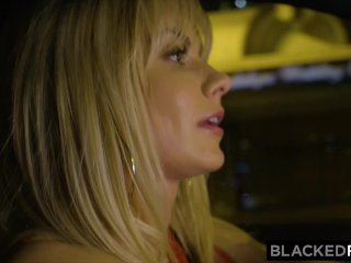 BLACKEDRAW Hot Wife Picks Up BBC And Can't Wait For More