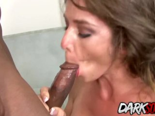 Busty Slut Felony Gets Her Tight Asshole Reamed by a Black Stud
