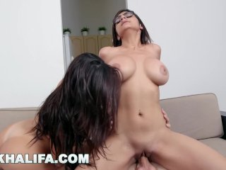 MIA KHALIFA – The Video That Took MK's Career To A New Level