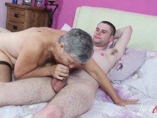 AgedLovE Hot Savana Got Hardcore Mature Fuck