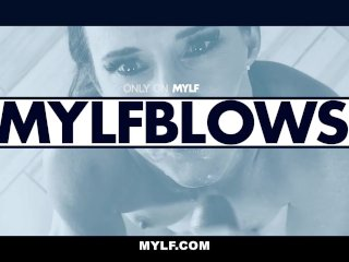 MYLF - Blond Beauties Service a Beefy Dong