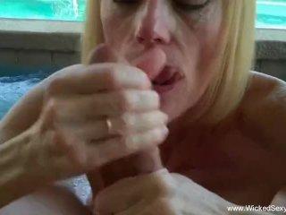 Melanie Is Such A Horny Cock Slut