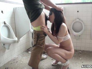 Japanese bitch, Kazumi Saijo likes very rough pussy stimulation, uncensored