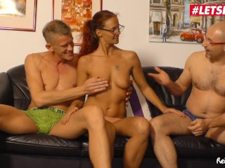 The Swinger Experience Presents Horny Redhead German Wife Shared By Husband With Best Friend