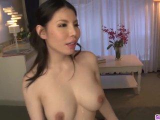 Full passion in threesome for Sofia Takigawa – More at Slurpjp com