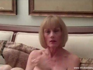 Granny Sex With Amateur GILF
