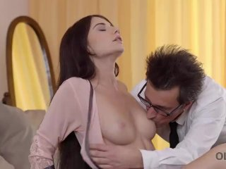 Old4k Old Man Returns From Business Trip And Fucks His Teen Wife