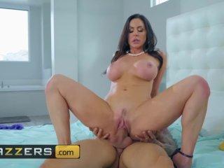 Big tit milf Kendra Lust loves her stepson – Brazzers