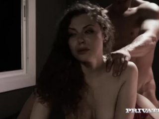 Private – Sofia Curly Fucks Husband With A Sex Doll!