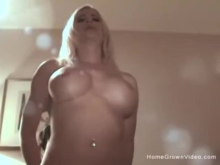 Guy fucks a smoking hot blonde before he gets married