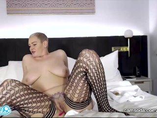 Camsoda – PolishThickness Sexy BBW Masturbation