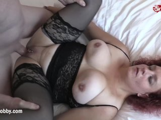 MyDirtyHobby – Divorced milf fucks her online chat buddy