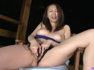 Ruka Ichinose fine blowjob and pussy action in POV – More at Slurpjp com