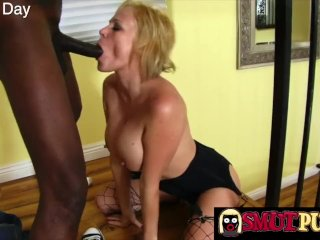 Smut Puppet – Amazing Blowjobs for Big Black Cocks Compilation Part 5
