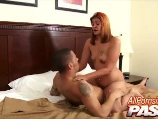 Chubby First Timer Dee Rodriguez Fucked