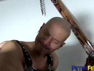 PETERFEVER Tyler Slater Tied Up And Fucked By Asians Master