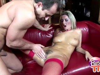 Big Tits Daria Glover Cock Sucking Session