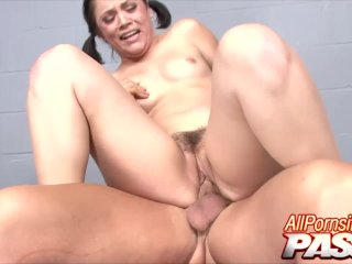 Small Tits And Hairy Pussy Kristina Rose