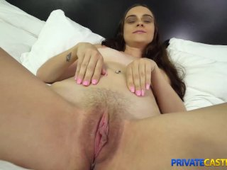 Private Casting X – Lilly Glee – Texan beauty cam glasses fuck