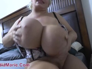 Claudia Marie On June 2, 2020 Giant Tits And Fat Cellulite Ass