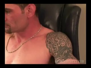 Amateur Chris Beating Off