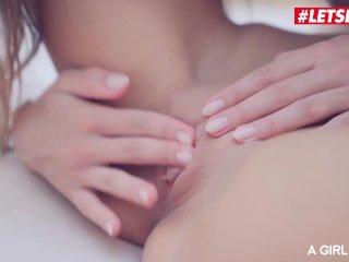 LETSDOEIT – Russian Katrin Tequila and Veronica Clark Lesbian Poolside Sex