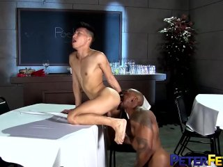 PETERFEVER Black Hunk Max Konnor Anal Fucks David Ace