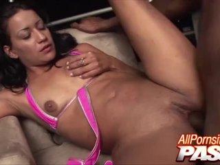 Latina Hottie Jasmine Sandhize Porch Fucking