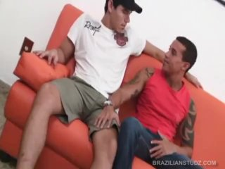 Hung Latino EstebanFucks Alef Carvalho