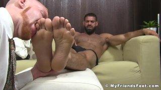 Feet my friends Male Feet,