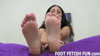 Porn footfetish