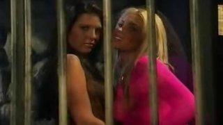 Lesbians behind bars