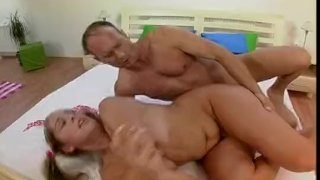 Naughty girl punished and fucked