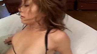 Sexy Hotaru Akane fucked with facial