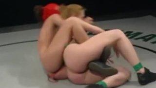 Domination wrestling