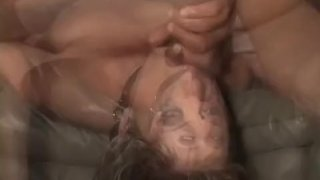 Crazy mouth meat sucking deep cocks