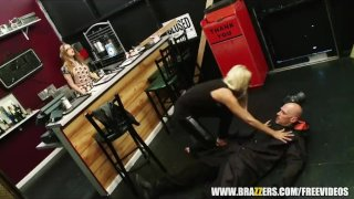 Brooke Fox craving the nuclear winter schlong - brazzers