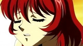 Rough hentai fuck with redhead