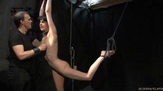 The slavegirl who love pain