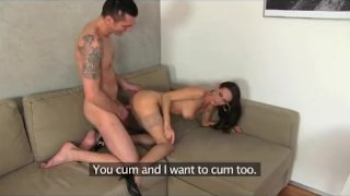 Czech gigolo tests her skills
